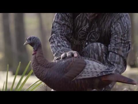 Realtree Original Turkey Hunting Commercial