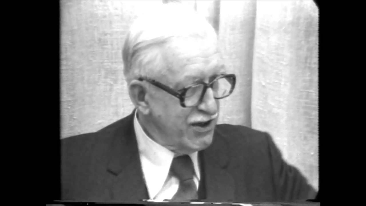 History of Geographic Thought: Professor Kazimierz Dziewonski - YouTube