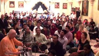 Kirtan Evening with HH Kadamba Kanana Swami