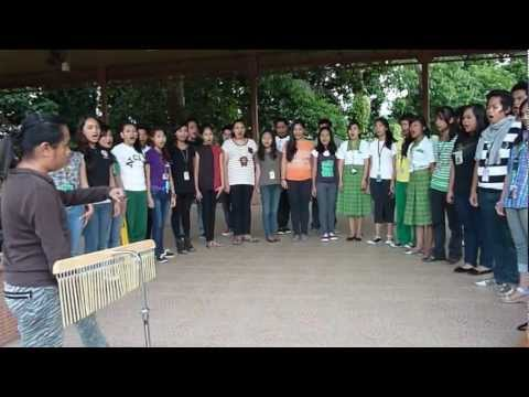 Nueva Vizcaya State University Choir.