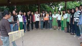 Nueva Vizcaya State University Choir.