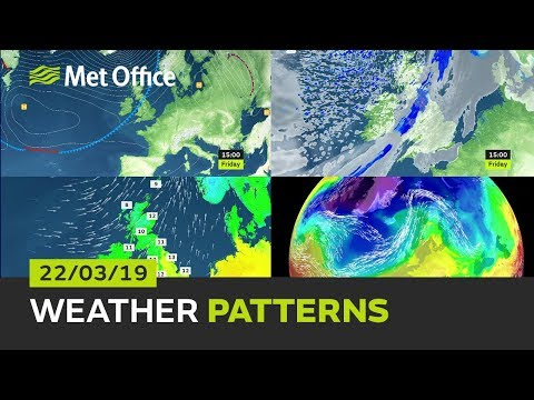 Weather Patterns - 22/03/19