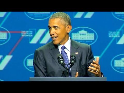 Obama Declares Himself a Feminist, Right Wing Heads Explode