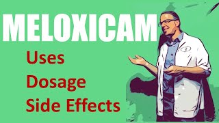 Meloxicam 15 mg 7.5 mg dosage and side effects