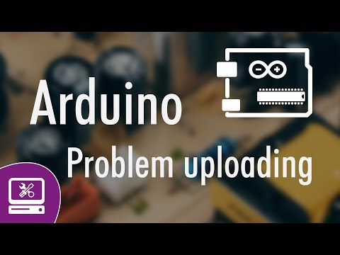 Arduino Uno Problem Uploading To The Board In Windows 10