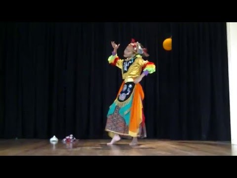 Tari Topeng Betawi - Mask Dance #7 by Vasha Sudarjanto