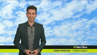 Monday mid-morning forecast 24/09/18