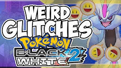 Weird Glitches: POKEMON WHITE 2 & BLACK 2