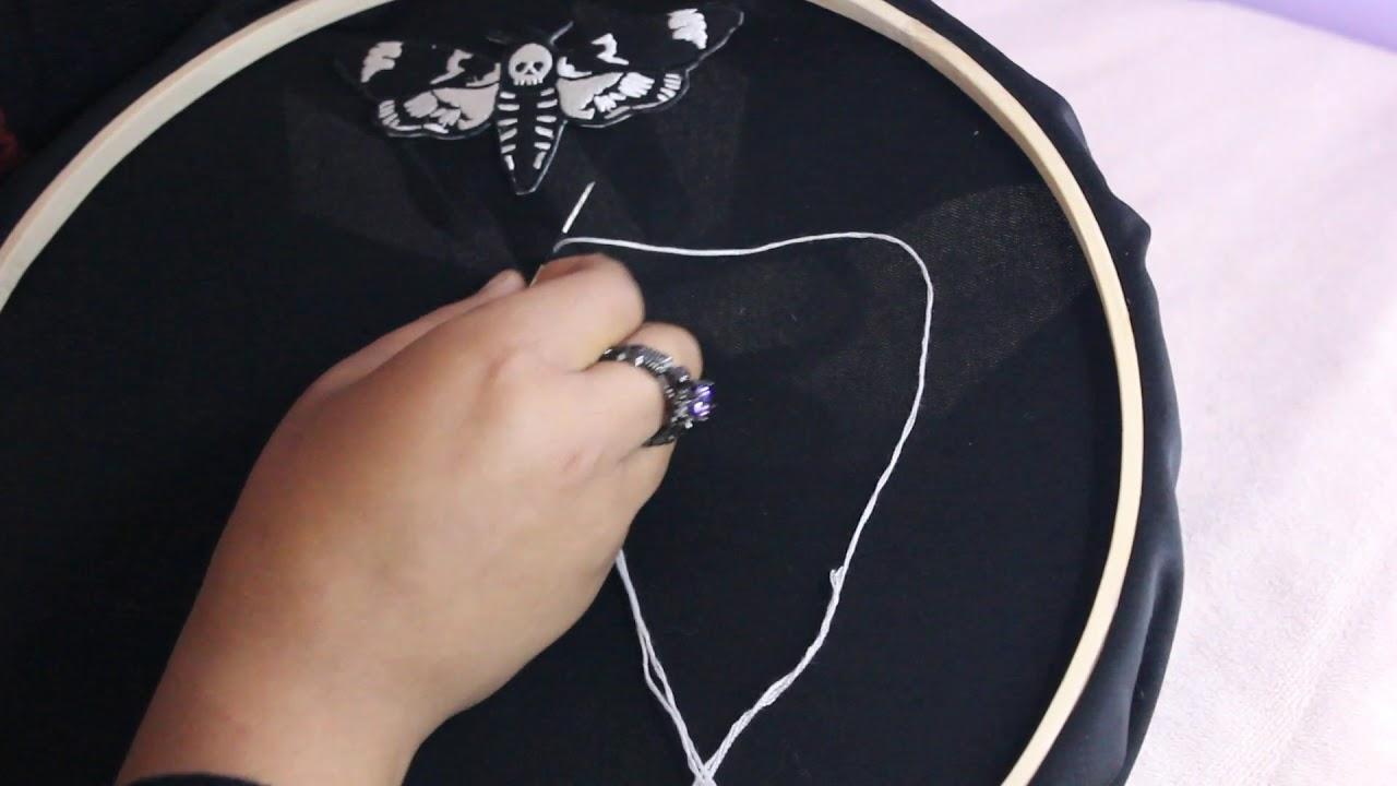 Gothic dress // DIY Chill sesh