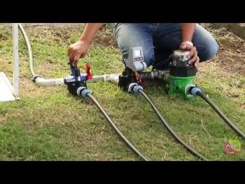 Atelier 12 - Irrigation