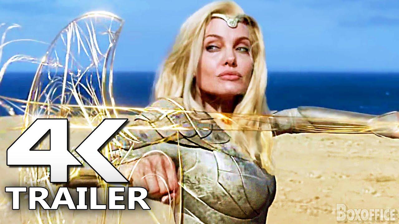 ETERNALS Trailer (4K ULTRA HD)