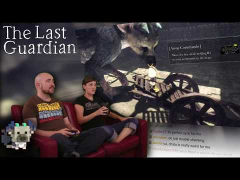 The Last Guardian AWESOME!   EPISODE 4