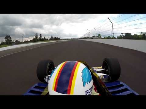Bobby Unser 1 lap at INDY2
