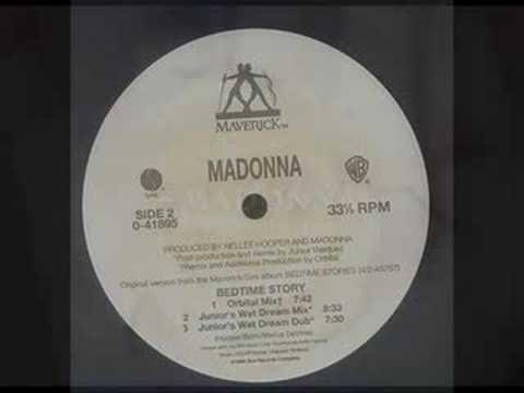 Madonna- Bedtime Story (Orbital Remix)