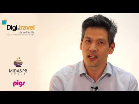 3rd Digi.travel Asia-Pacific Conference & Expo - 20 June 2018 - Tony Lohitnavy