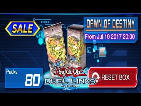 Yu-Gi-Oh Duel Links: DAWN OF DESTINY!!!