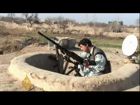 Afghan villages form local militias