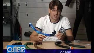 видео: 03 Азбука снаряжения подводного охотника. Трубки.