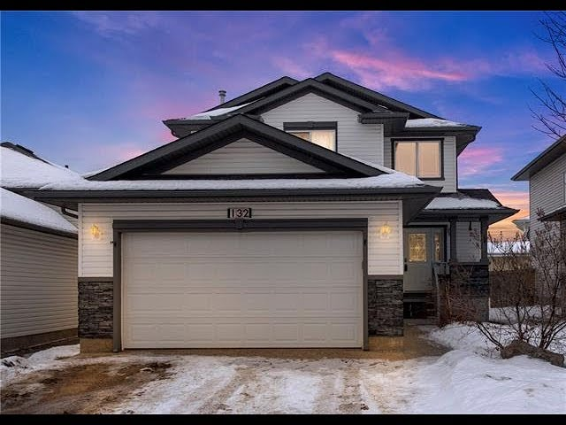 SOLD! | 132 Trillium Road, Timberlea - Fort McMurray, AB (5 Bed, 4 Bath)