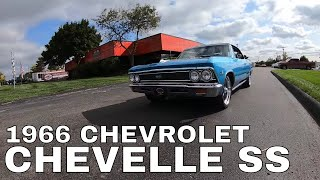 1966 Chevrolet Chevelle SS For…