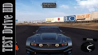 Ford Mustang GT | Circuit Spec - 2011 - The Crew - Test Drive Gameplay (PC HD) [1080p]