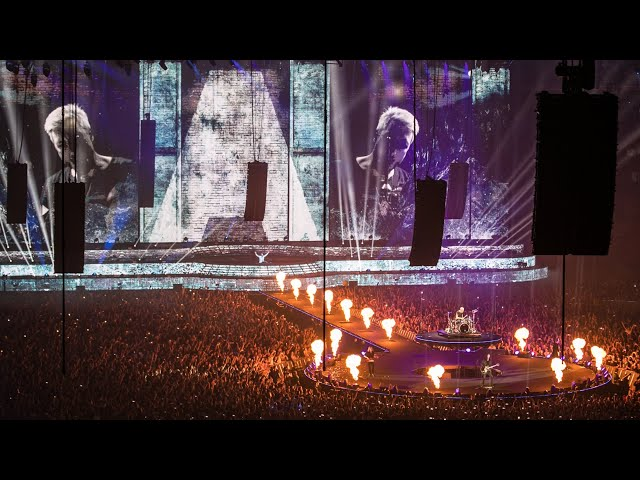 Armin van Buuren feat. Kensington - Heading Up High (Live at The Best Of Armin Only)