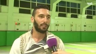المصري علاء أبو القاسم يسعى لنيل ثاني ميدالية في ريو