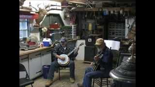 In The Pines - Banjo