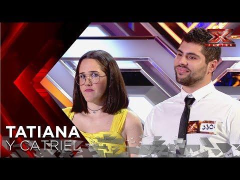 Pelea con Risto tras su fallido 'La La Land' recordando a Pablo López | Audiciones 4 | Factor X 2018