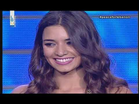 Miss Lebanon Emigrants  2014 - Report 1