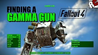 Fallout 4 - Finding a Gamma Gun (Radioactive Weapon Location) Best Weapons in Fallout 4 Guide