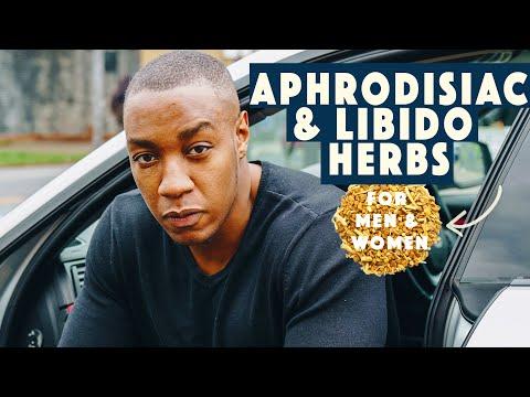 4 HERBS That Boost Sex Drive In Men & Women. Aphrodisiac Herbs