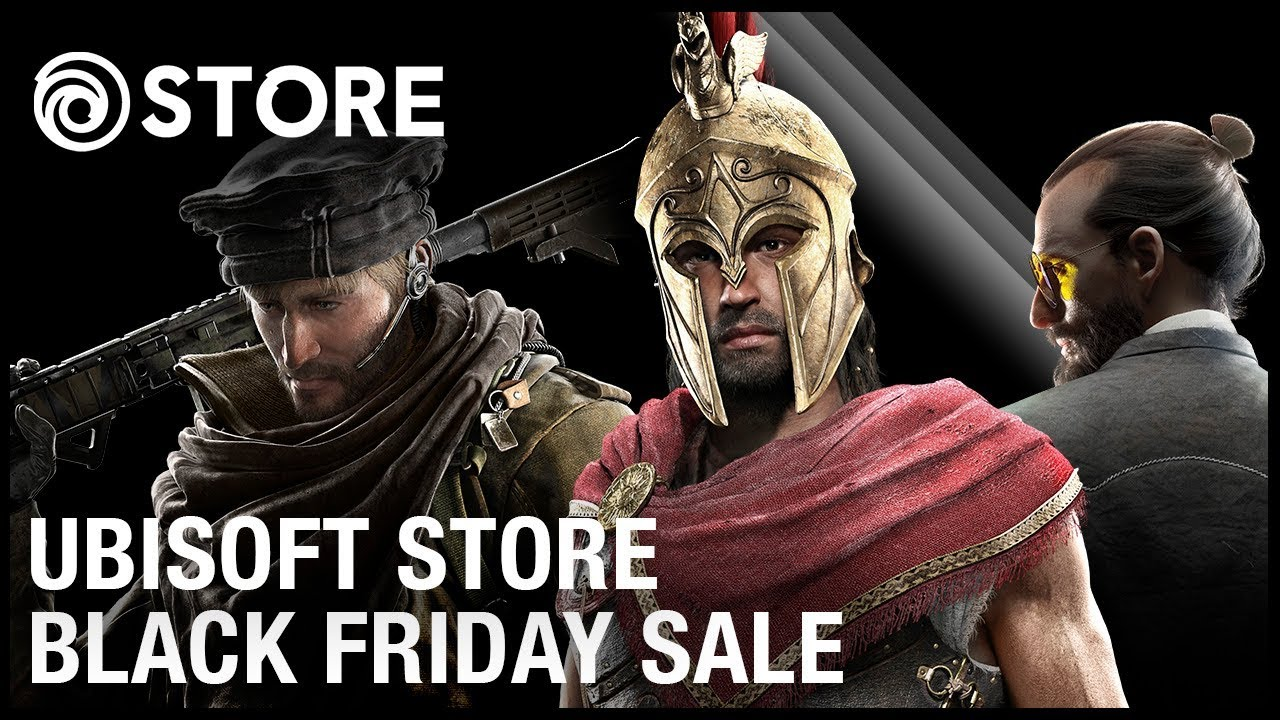 Ubisoft Black Friday Deals Include 'Assassin's Creed Odyssey' for