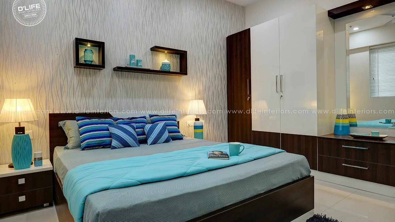Apartment interior project by d 39 life at tata tritvam for D life interior design