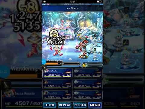 Final Fantasy Brave Exvius - Winter Mayhem Legend (LGD) by DarkFrozenDepths