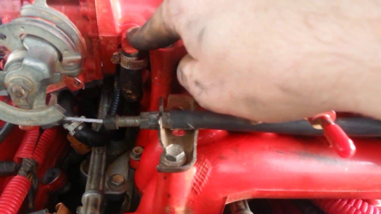 medium resolution of toyota 5vzfe 3 4 vacuum hose reroute no more dirty throttle body
