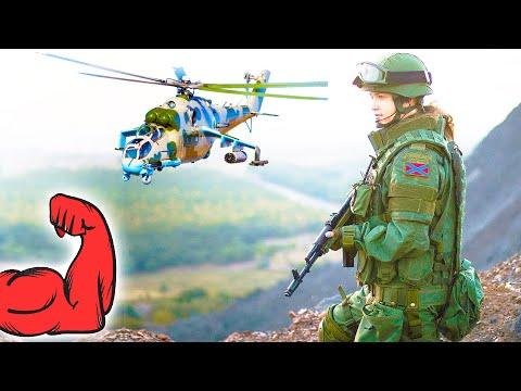 5 САМЫХ СИЛЬНЫХ НЕПРИЗНАННЫХ РЕСПУБЛИК ⭐ Армия ДНР, АРЦАХ, Карабах и Приднестровье