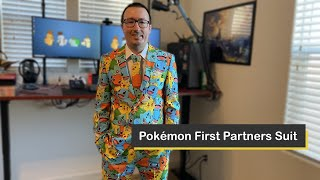 Pokémon First Partners Matching Suit by OppoSuits