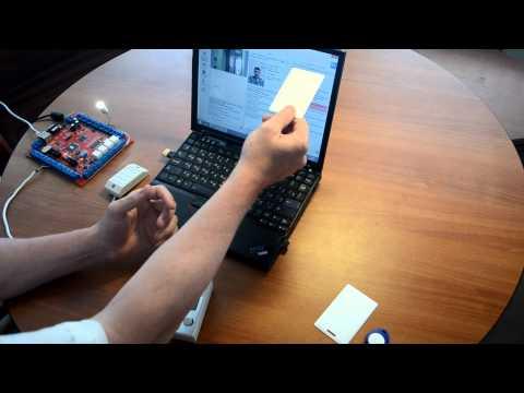 видео: Дублирование электронных ключей