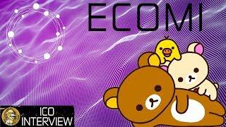Breakthrough Crypto Wallet & Crypto Collectibles - ECOMI ICO