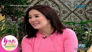 Yan Ang Morning!: The Queen of All Media is back!