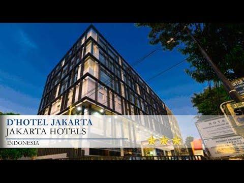 D'Hotel Jakarta - Jakarta Hotels, Indonesia