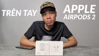 //So sánh giá// Trên tay Airpods 2: sạc không dây ngon, vẫn không đối thủ
