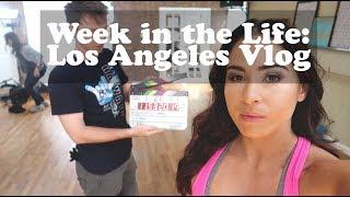 Travel Vlog - Week in The Life: Los Angeles