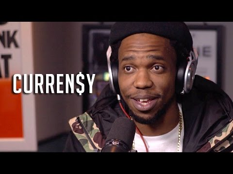 Currensy Talks Worst High Ever, Dame Dash Owing Him Money + New Music