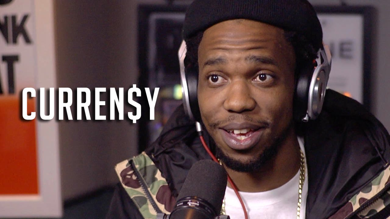 Curren$y Interview On Ebro In The Morning: Being High During Hurricane Katrina, Worst High Ever, How He Linked With Wiz Khalifa & More