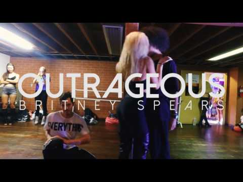 OUTRAGEOUS | BRITNEY SPEARS | Choreography by MARISSA HEART | #PUMPFIDENCE