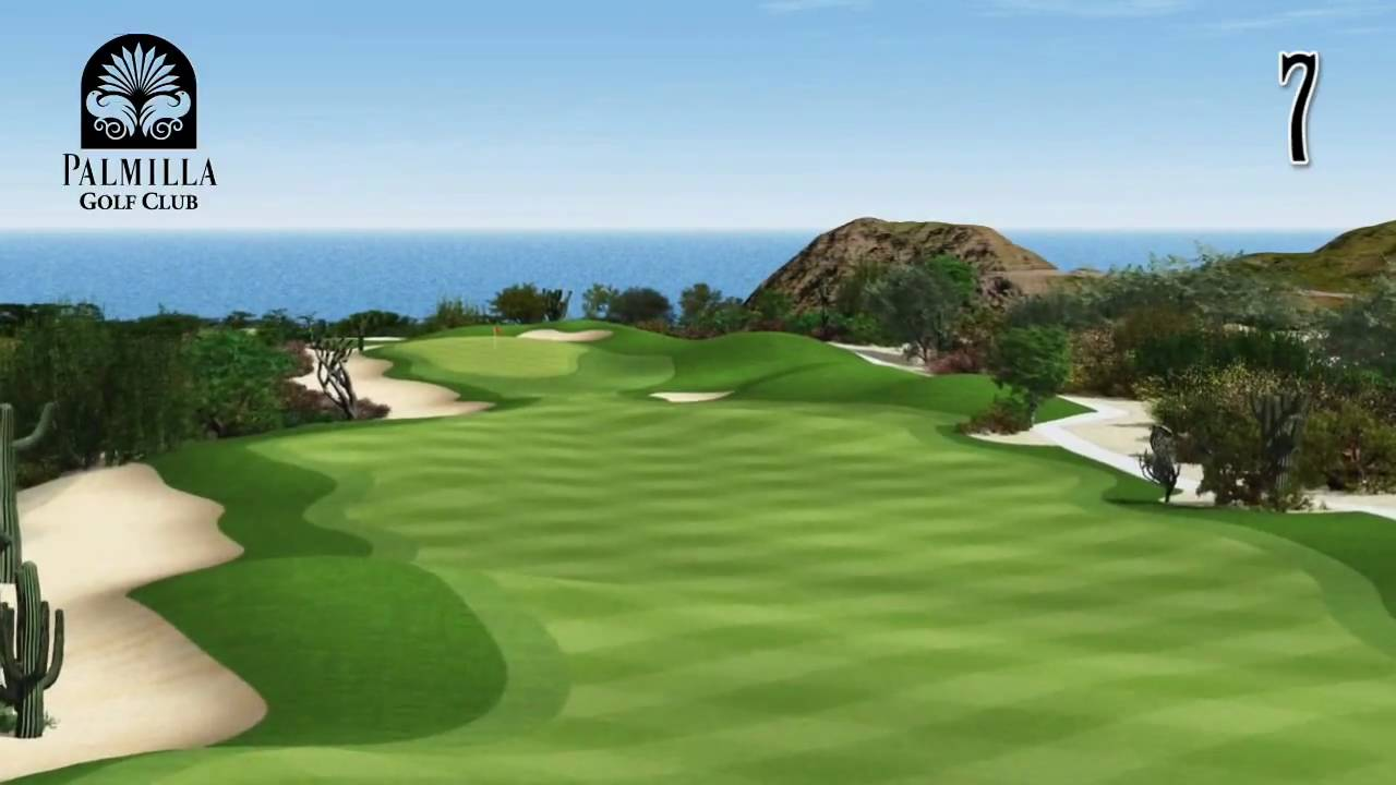 Palmilla Golf Club   Hole 7   YouTube Palmilla Golf Club   Hole 7