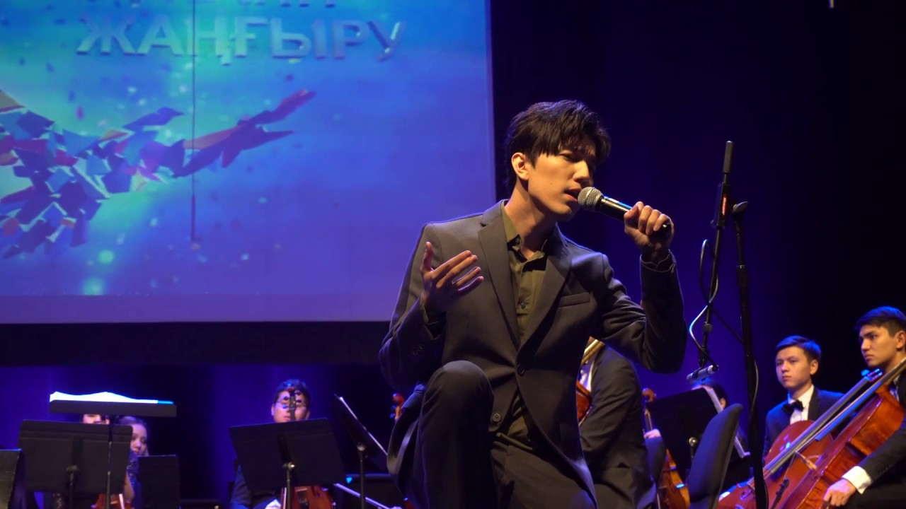 Dimash at Spirit of the Great Steppe in Los Angeles