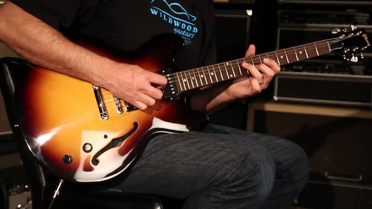 gibson memphis es 335 studio sn youtube